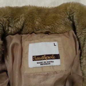 South Pole Junior Coat Large